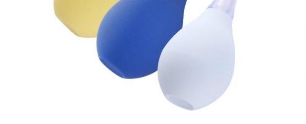 Аспираторы для новорожденных разных цветов