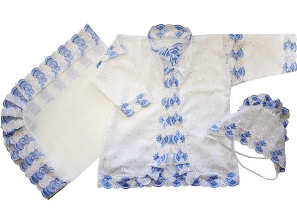 Крестильная одежда для мальчика