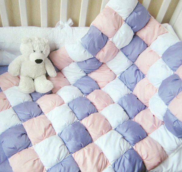 Одеяло-бонбон
