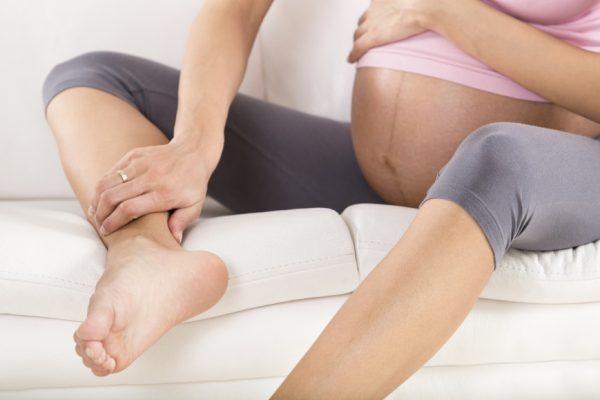 отёки ног при беременности
