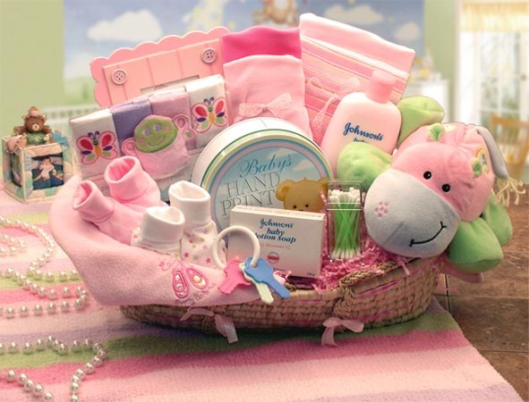 Подарок для новорождённого