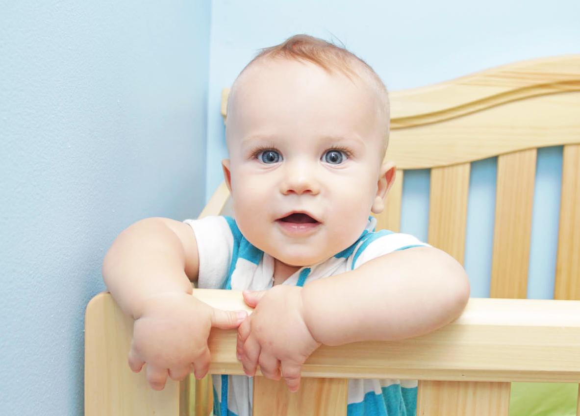 ребёнок 8 месяцев