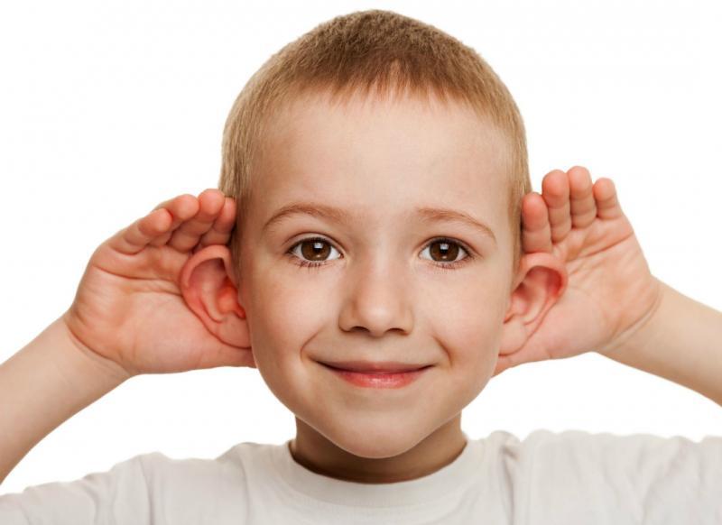 Экссудативный отит — одна из причин потери слуха у ребёнка