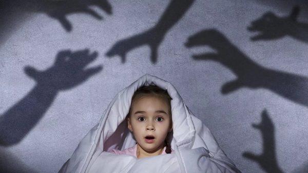 Страхи маленького ребёнка