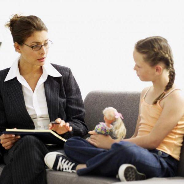 Беседы с психологом