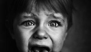Боязнь у ребёнка