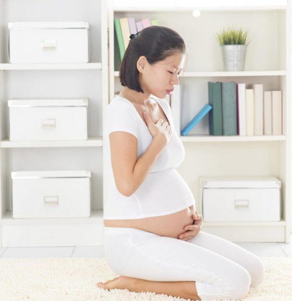 Изжога у беременной