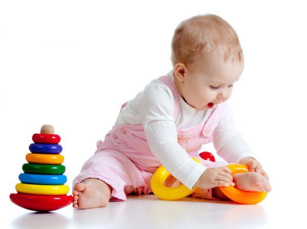 Чему можно научить ребенка в 9 месяцев