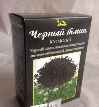 Семена чёрного тмина (расфасовка)