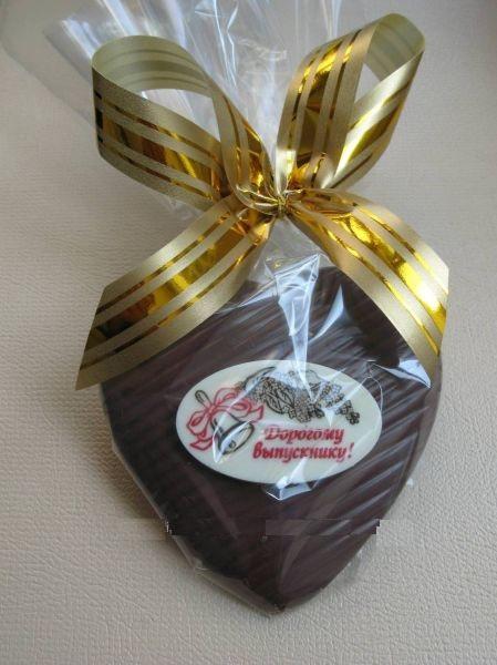 Пряник в шоколадной глазури