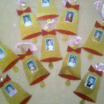 Колокольчики с портретами выпускников
