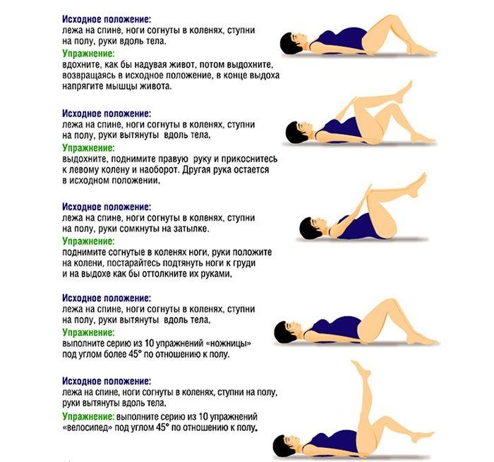 какие упражнения помогут убрать жир с ляшек