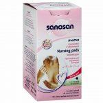 Прокладки для груди Sanosan