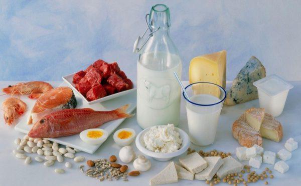 Рацион при кетоновой диете