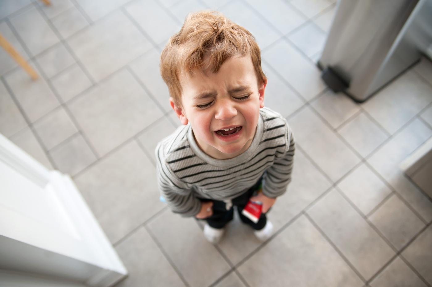 Да когда же это кончится, или что делать родителям при кризисе 3 лет у детей