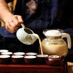 Чай с молоком калмыцкий