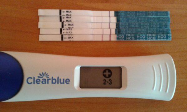 тесты на беременность