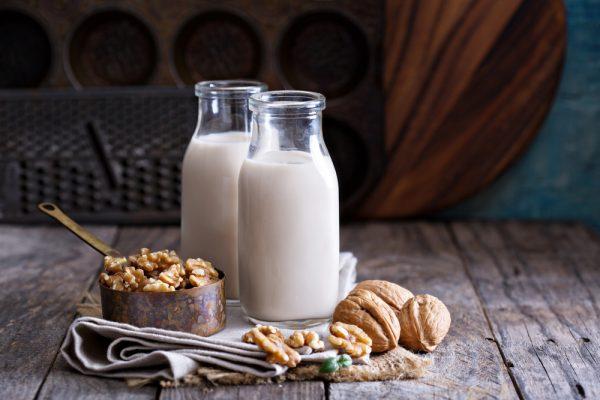 пресное молоко